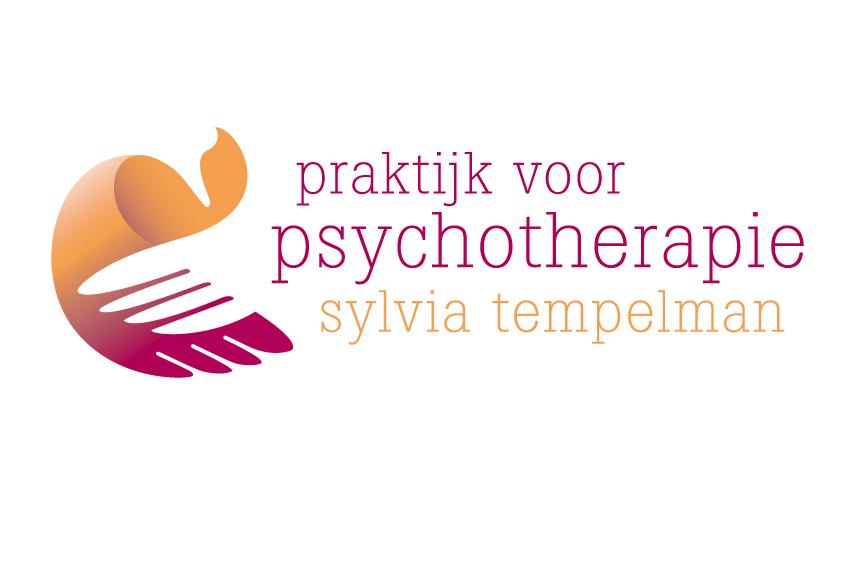 Logo voor Praktijk voor psychotherapie Sylvia Tempelman.