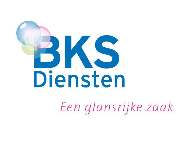 Logo voor schoonmaakbedrijf.