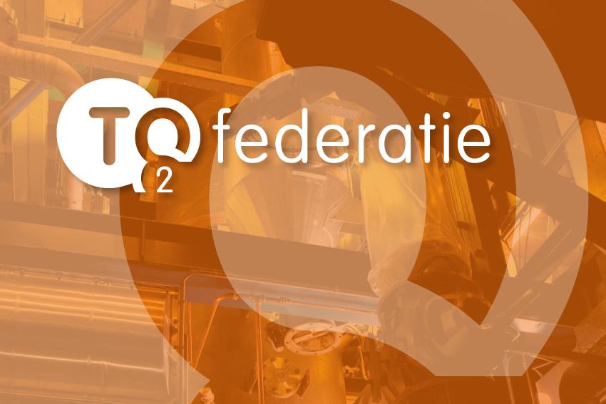 Logo voor TO2-federatie.